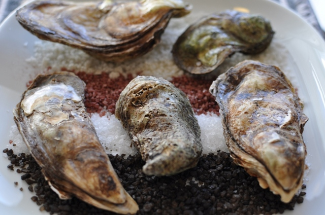 Billingsgate and Oysters! | eating is the hard part Oyster Eating Salt