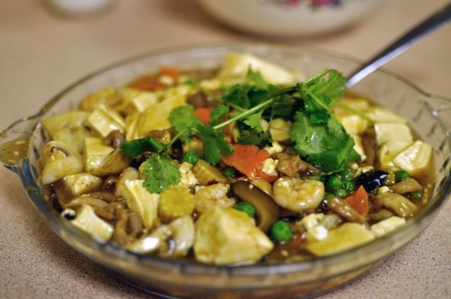 Double greeting wonton house edmonton alberta eating is the mapo tofu m4hsunfo