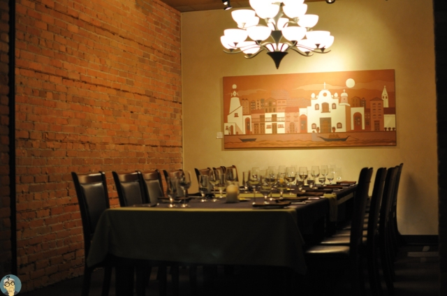 Sabor divino edmonton alberta eating is the hard part for Best private dining rooms edmonton