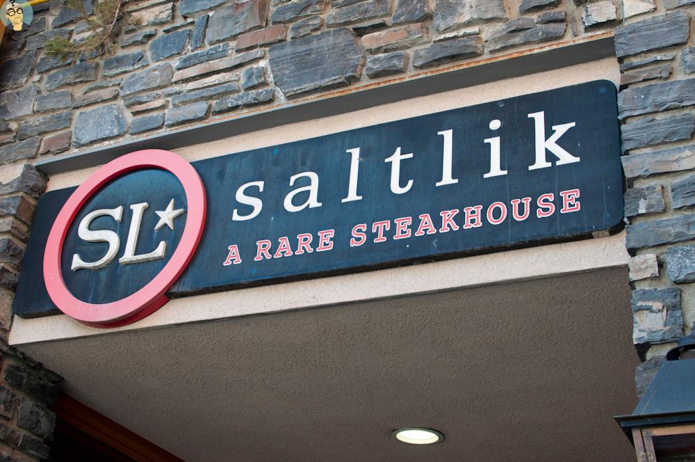 Salt lick banf can suggest