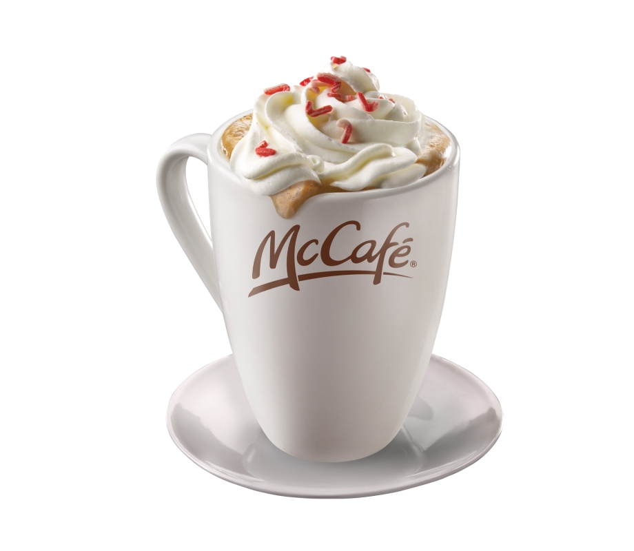 McDonald's Goes Festive With McCafé –Giveaway