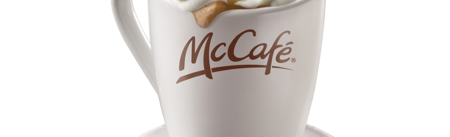 McDonald's Goes Festive With McCafé – Giveaway