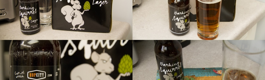 Hop City Brewing Co. – Barking Squirrel Lager