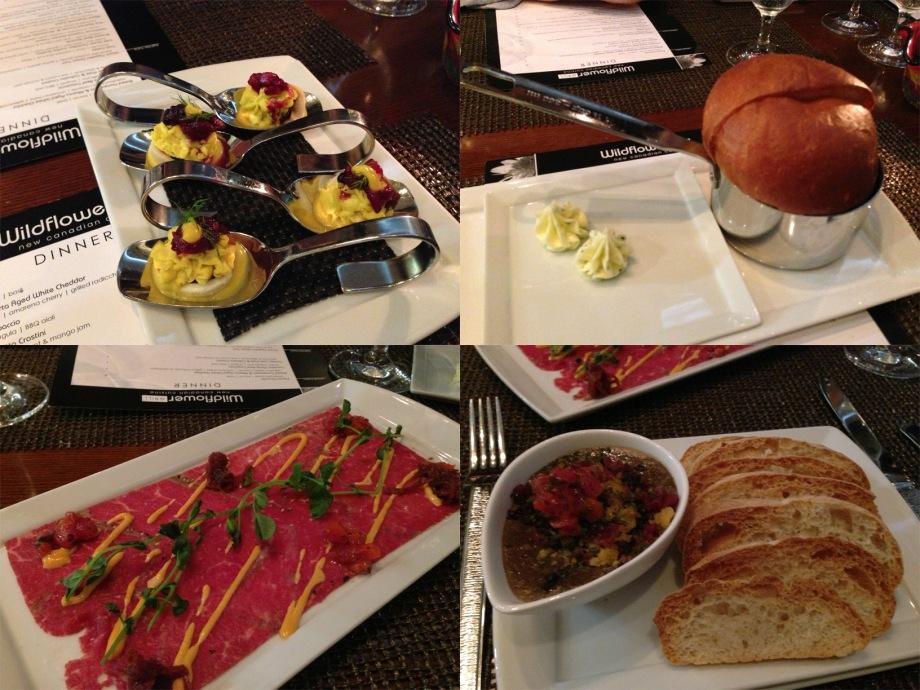 Wildflower Restaurant – Edmonton,Alberta