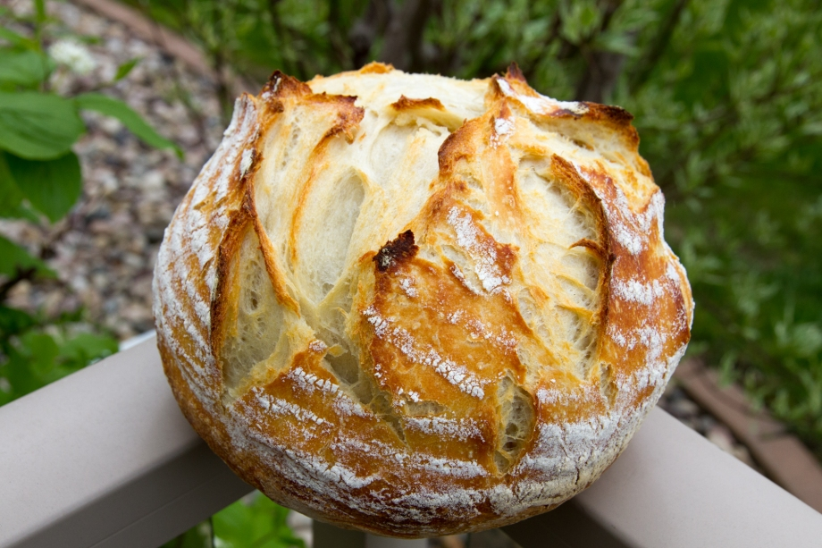 Country Boule. My Daily Bread