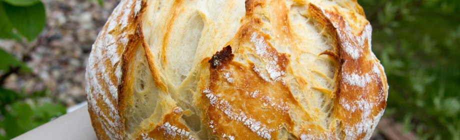 Country Boule. My DailyBread