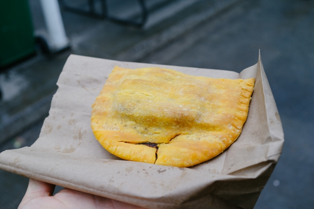 Jamaican Beef Patties. Irie Foods