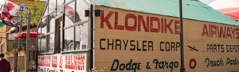 Klondike Rib & Salmon – Whitehorse,Yukon