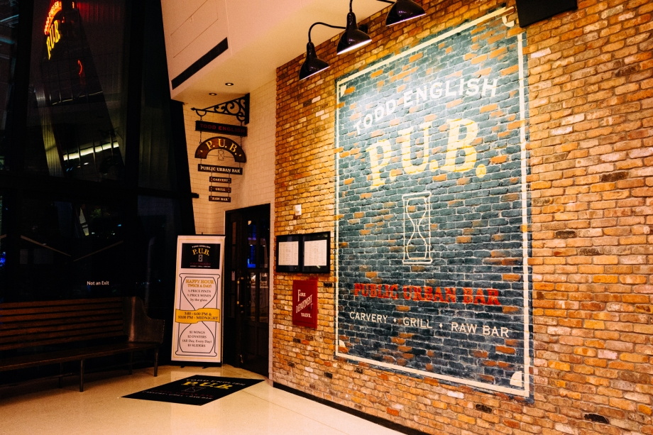 Todd English Pub – Las Vegas, Nevada