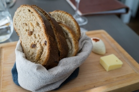 Housemade Bread w/ Salted Butter and Pork Fat