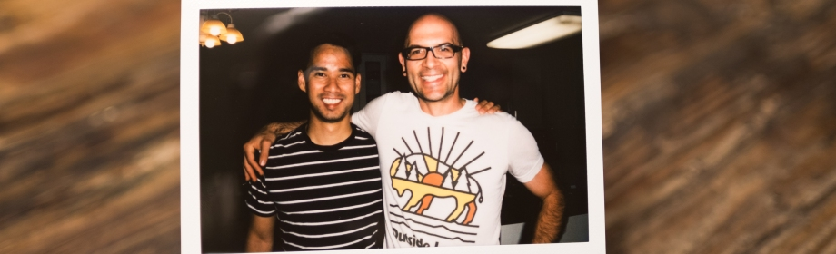 Open Up and Om – #11 – Nadim Chin. Building Good Mornings